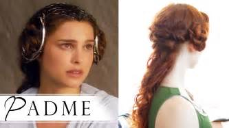 wars hair styles star wars hair how to padm 233 in attack of the clones