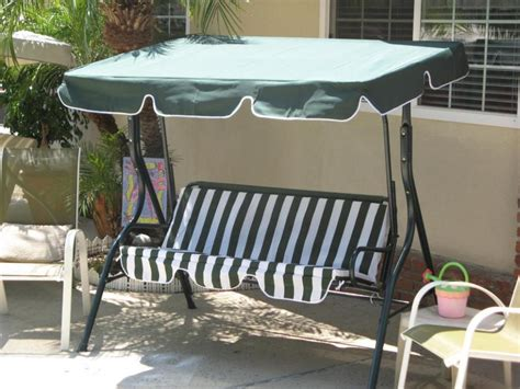 garden swing canopy covers comfort and elegance outdoor swing with canopy doherty house