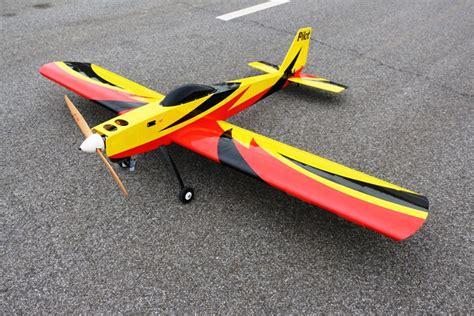 Rc Pilot 01 pilot rc arf sport trainer t 01 2 20m