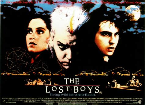 lost boy the lost boys no sparkly vires allowed