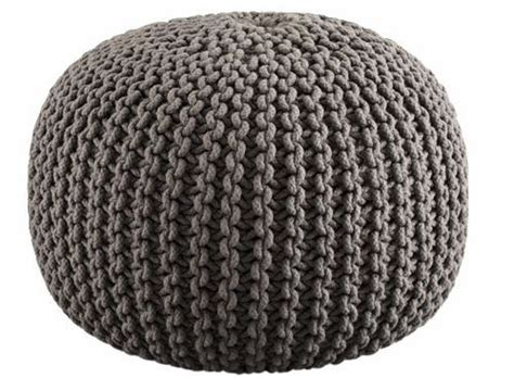 pattern for knitted pouf ottoman knit ottoman pouf pattern cable knit pouf ottoman by
