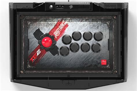 mad catz te2 template guilty gear xrd self branded mad catz arcade fightstick