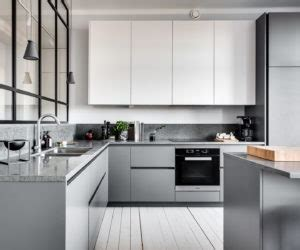 it s all about the grey modern maggie modern gray kitchen cabinets beat monotony with style