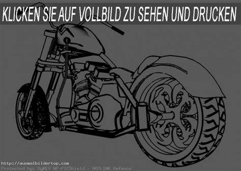 Motorrad Bilder Zum Ausdrucken by Motorrad 2 Ausmalbilder Top