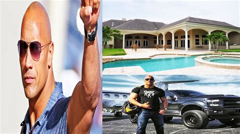 dwayne johnson biography youtube dwayne johnson net worth income houses cars family