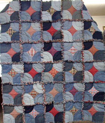 Denim Quilt Ideas by Many Denim Quilt Ideas Can Be Found Here Upcycle