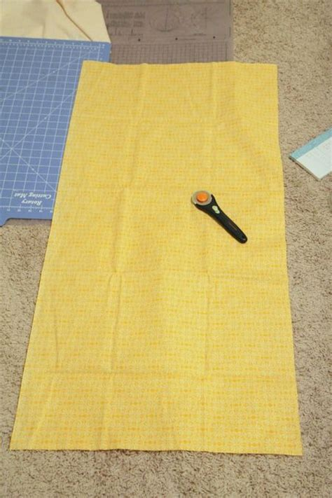 Sewing Pillow Covers by How To Sew A Pillow Cover In 20 Minutes Pictured