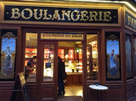 Letter Home Decor Paris Breakfasts October Boulangerie Paris Letter