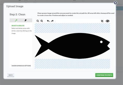 upload  image  cricut design space cricut