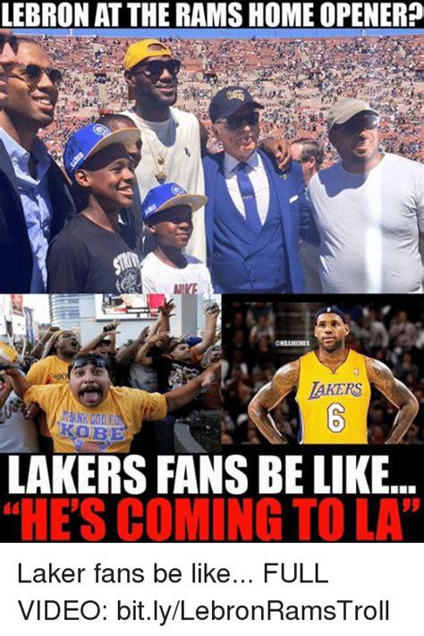 Lakers Memes - 25 best memes about lakers fan lakers fan memes