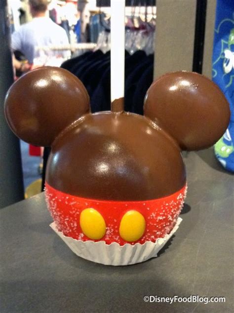 Apple Mickey Mouse Spotted More Disney Snack Magnets At Disney Parks The Disney Food