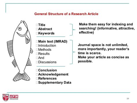 structure of research paper structure of a research paper