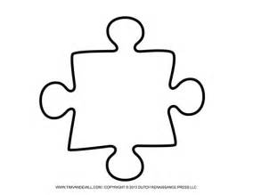 large blank puzzle pieces template blank puzzle template free single puzzle