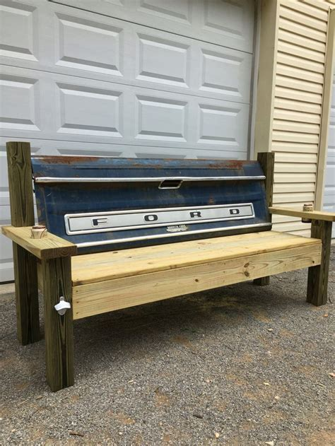truck tailgate bench 349 best truck tailgate benches images on pinterest