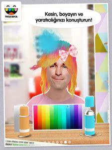 toca hair salon me apk free toca hair salon me apk data 1 0 indir android program indir program