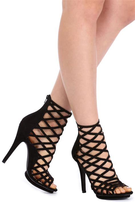 black strappy high heels cons of black strappy heels fashionarrow