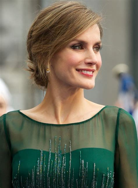 hair in spain get to know spain s queen letizia pictures princess
