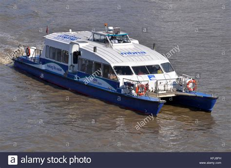 Thames Clipper Hammersmith | london river bus stock photos london river bus stock