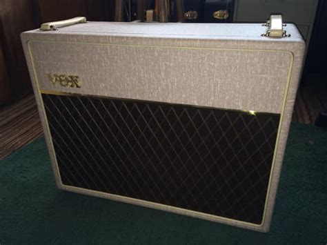 vox ac30 2x12 extension cabinet vox v212hwx wired 2x12 extension cab w blues ac30