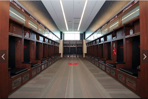 college locker room football locker room of utah s tennis