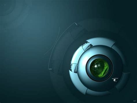 camera eye wallpaper camera eye 3d 3d and cg abstract background wallpapers