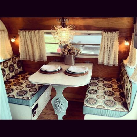 travel trailer decorating ideas trailer decor on pinterest vintage trailer decor