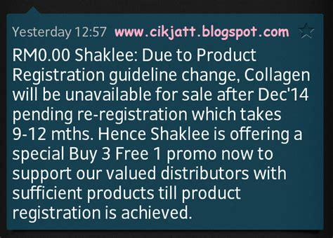 Collagen Shaklee Malaysia harga paling murah shaklee collagen powder wajib baca