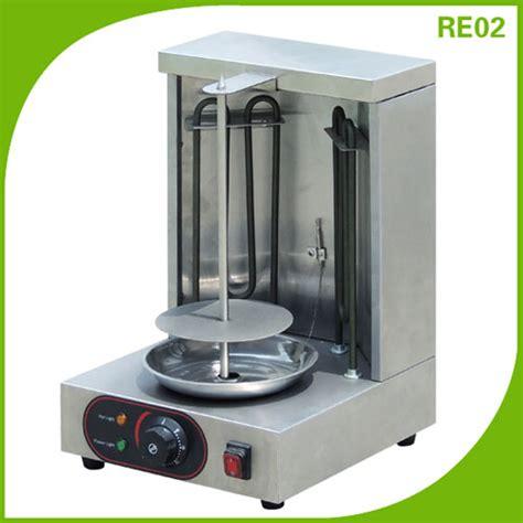 electric mini doner kebab maker shawarma machine re02