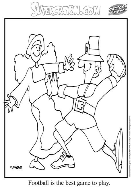 football turkey coloring page thanksgiving coloring pages