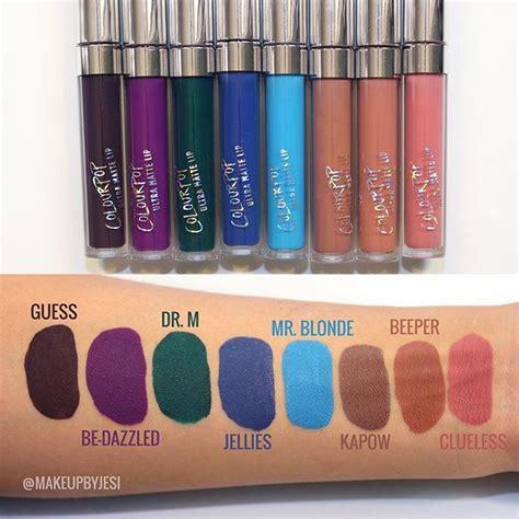 Lipstik Ozera Ultra Matte 25 best ideas about colourpop beeper on lipstik matte pop lipstick and colourpop