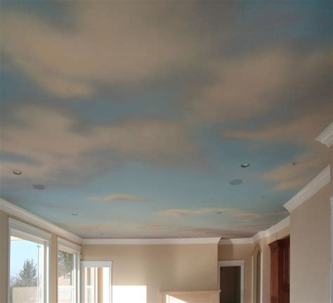 Clouds On Ceiling by Painting Clouds On Ceiling 171 Ceiling Systems