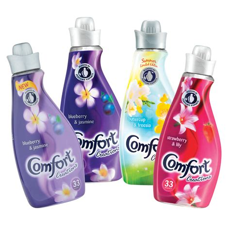 comfort creations comfort creations fabric conditioner strawberry bluberry