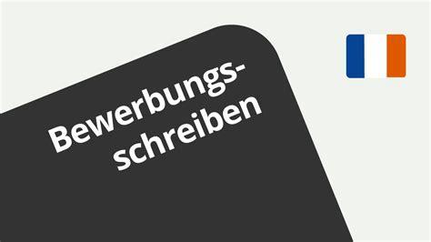 Bewerbung Anschreiben Einleitung Jobbörse Bewerbung Auf Franzsisch Lebenslauf Franz 246 Sisch Lebenslauf Bewerbung Franzoesisch Muster