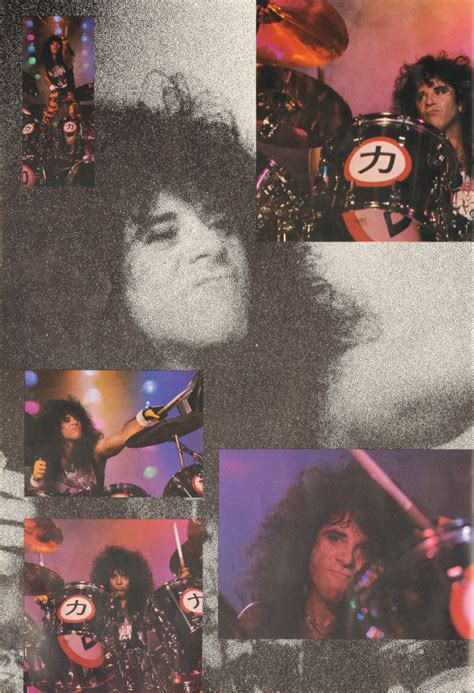 kissmonster tourbooks 1987 8 quot crazy nights