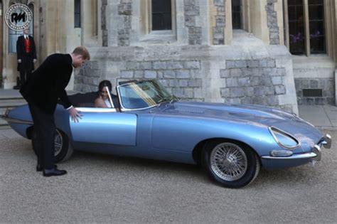 Royal Wedding Concept al royal wedding spunta una jaguar e type zero concept