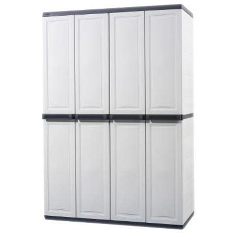 workforce storage cabinets home resin storage cabinets garage garage