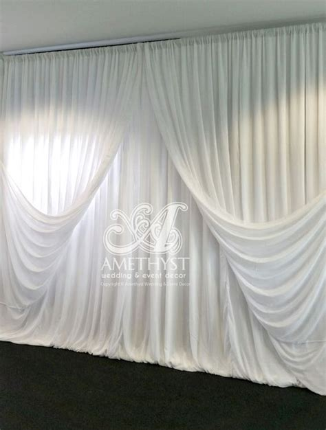 Criss Cross Curtains Criss Cross Backdrops And Curtains On Pinterest