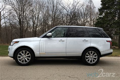 land rover range rover 2016 2016 land rover range rover hse td6 review web2carz