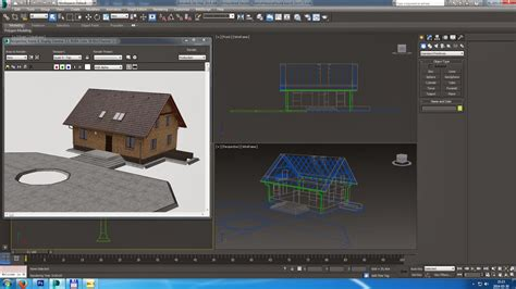 house editor 3ds max models after exporting to i3d spreads all