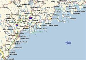 coastal map coastwise realty maine real estate listings and waterfront