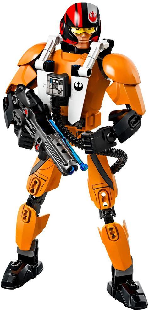 wars figures buy lego wars buildable figures poe dameron
