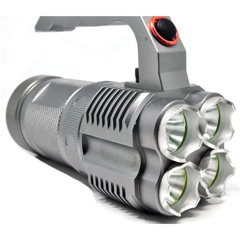 Lu Led Cree 2 ultrafire uf t90 senter with 4 led cree xm lu2 2000 lumens