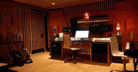 interior design   recording studio pro audio files