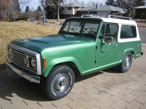 1973 jeep commando for sale buy used 1973 jeepster commando in denver colorado