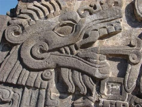 imagenes de serpientes aztecas bensozia the feathered serpent