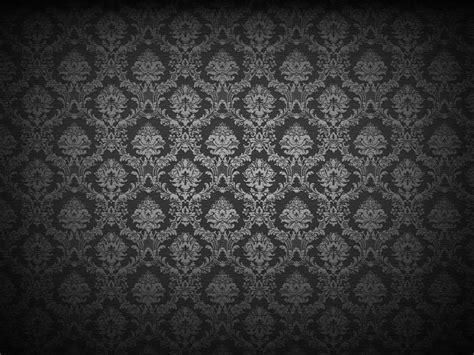 Wallpaper Black Damask