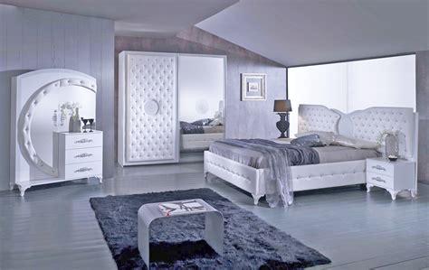 schlafzimmer weiß schlafzimmer anatalia in weiss silber modern kaufen bei