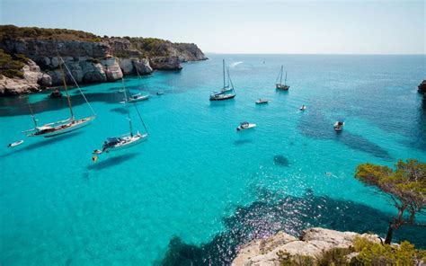 menorca travel guide telegraph menorca getting there