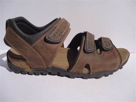mens size 14 sandals new s leather comfort colorado sandals shoes brown