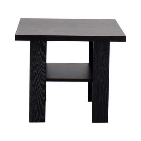 black side table with shelf 57 ikea ikea ps 2014 white storage table tables